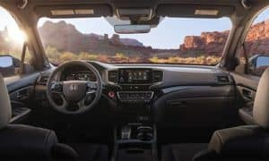 2019 Honda Passport Interior Features