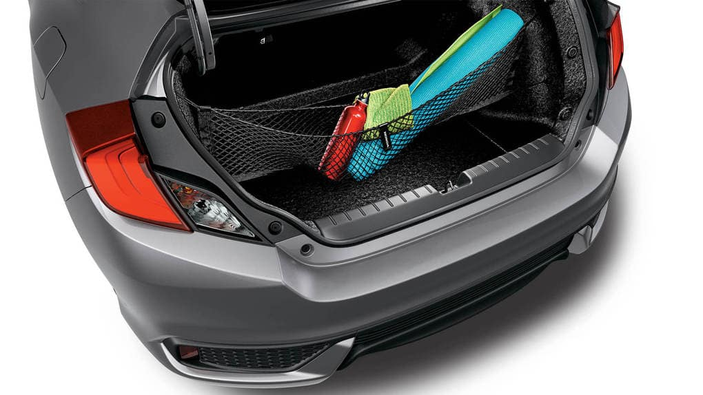 2019 Honda Civic Coupe Cargo Features