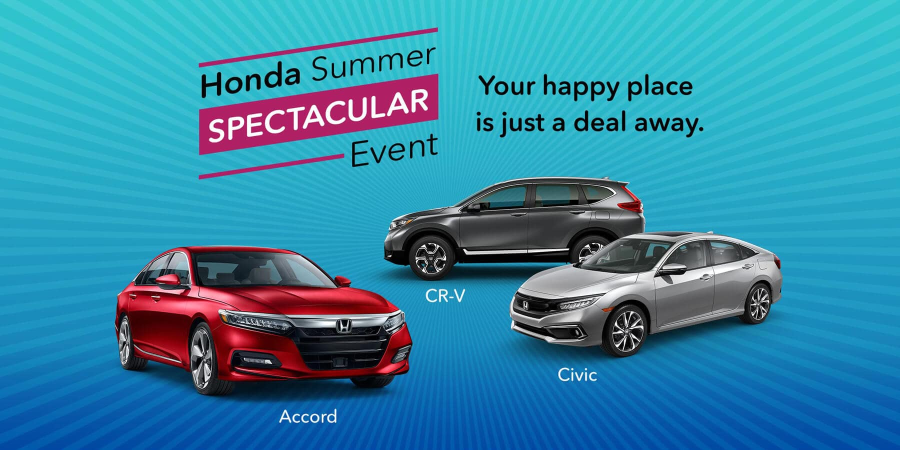 2019 Honda Summer Spectacular Event Capital Region Honda Dealers HP Slide