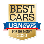 U.S. News & World Report Best 2-Row SUV for Families