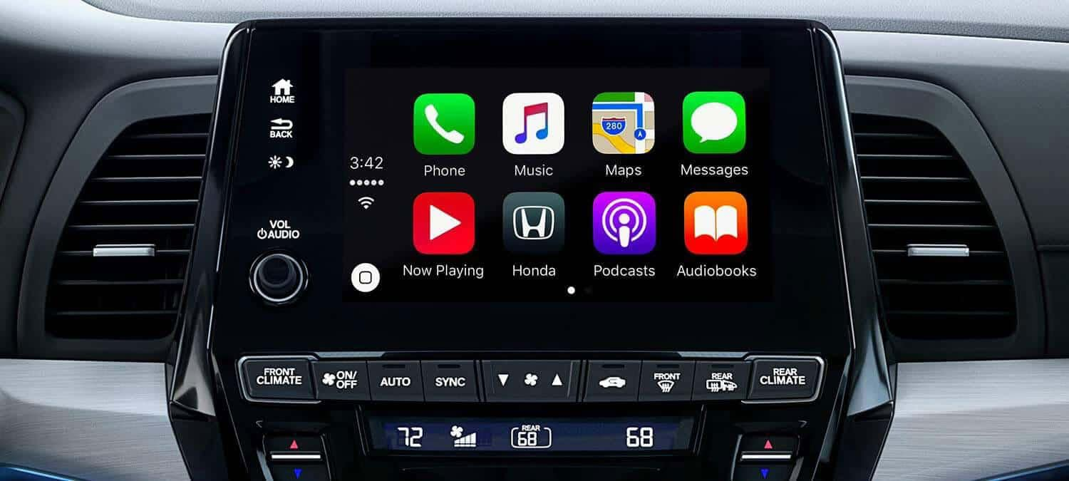Technology Features in Honda Cars