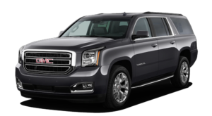Black 2018 GMC Yukon