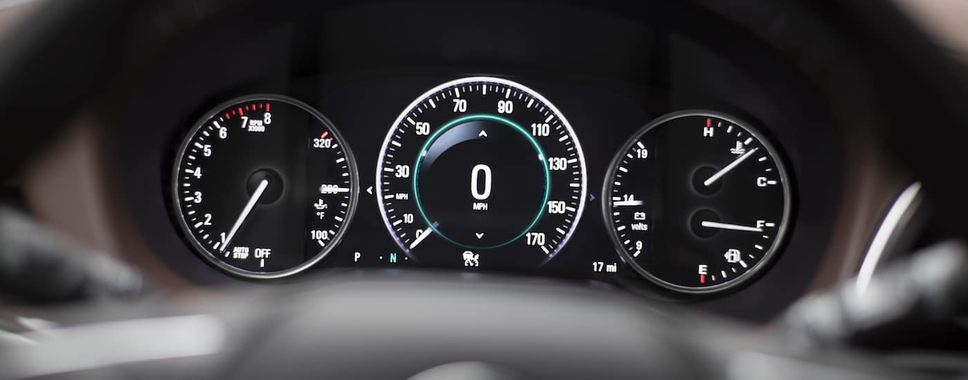 New Buick Enclave Efficiency