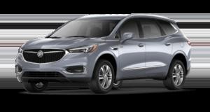 Grey 2018 Buick Enclave