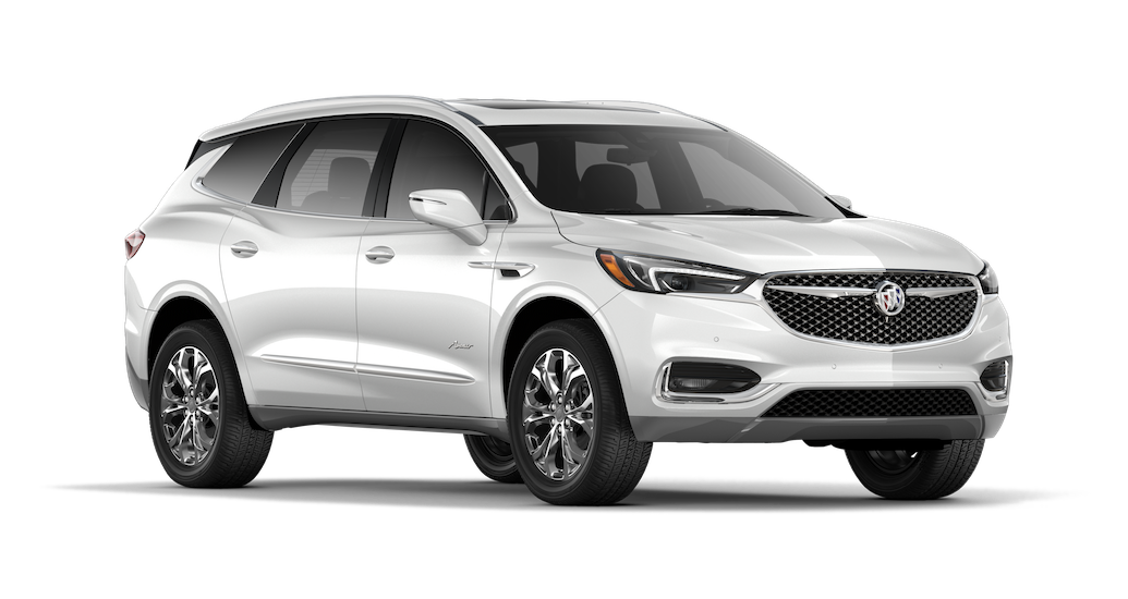 Toyota Highlander Towing Capacity >> 2018 Buick Enclave vs. 2018 Chevrolet Traverse | Carl ...