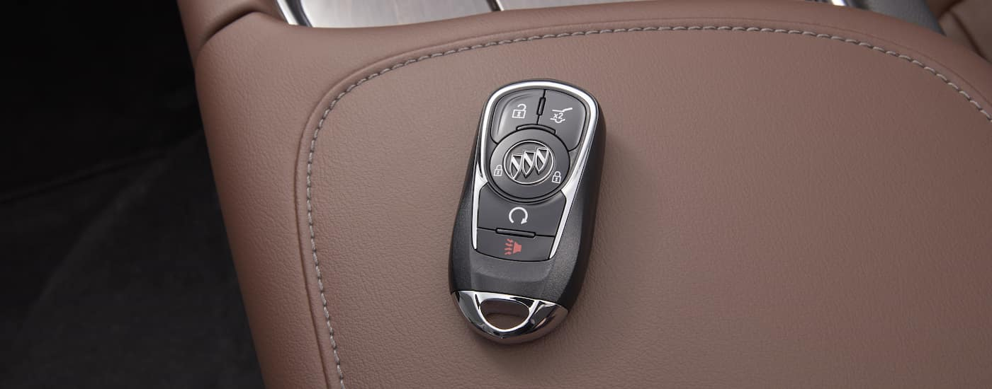 New Buick Enclave Technology
