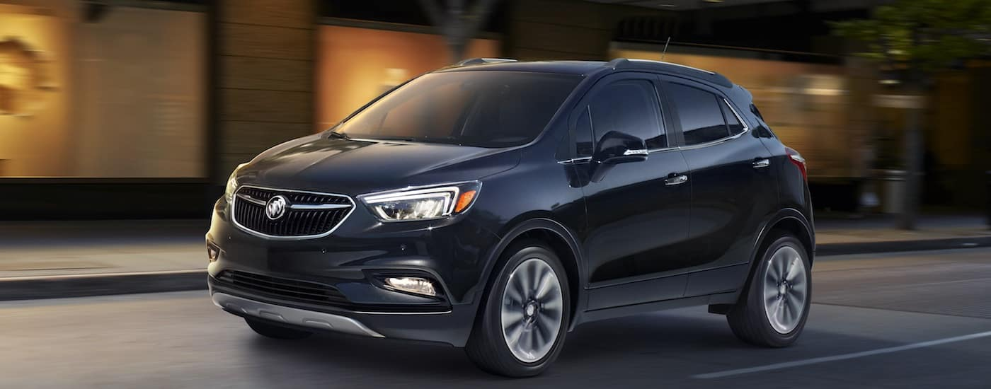 New Buick Encore Technology