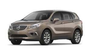 Beige 2018 Buick Envision