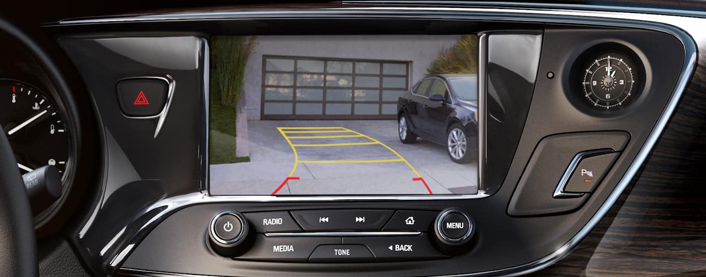 New Buick Envision Safety