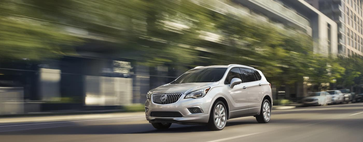 New Buick Envision Trim