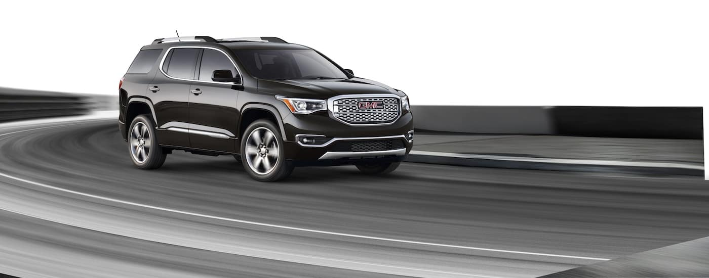 New GMC Acadia Performance