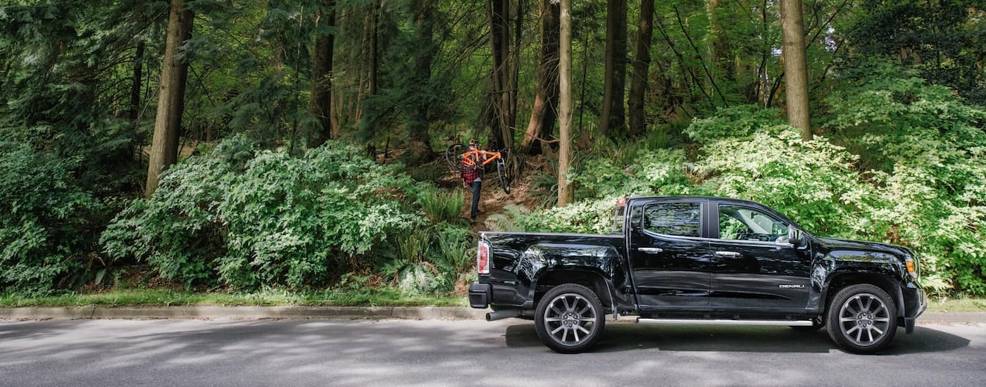 New GMC Canyon Efficiency