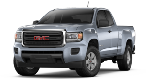 Grey 2018 GMC Canyon