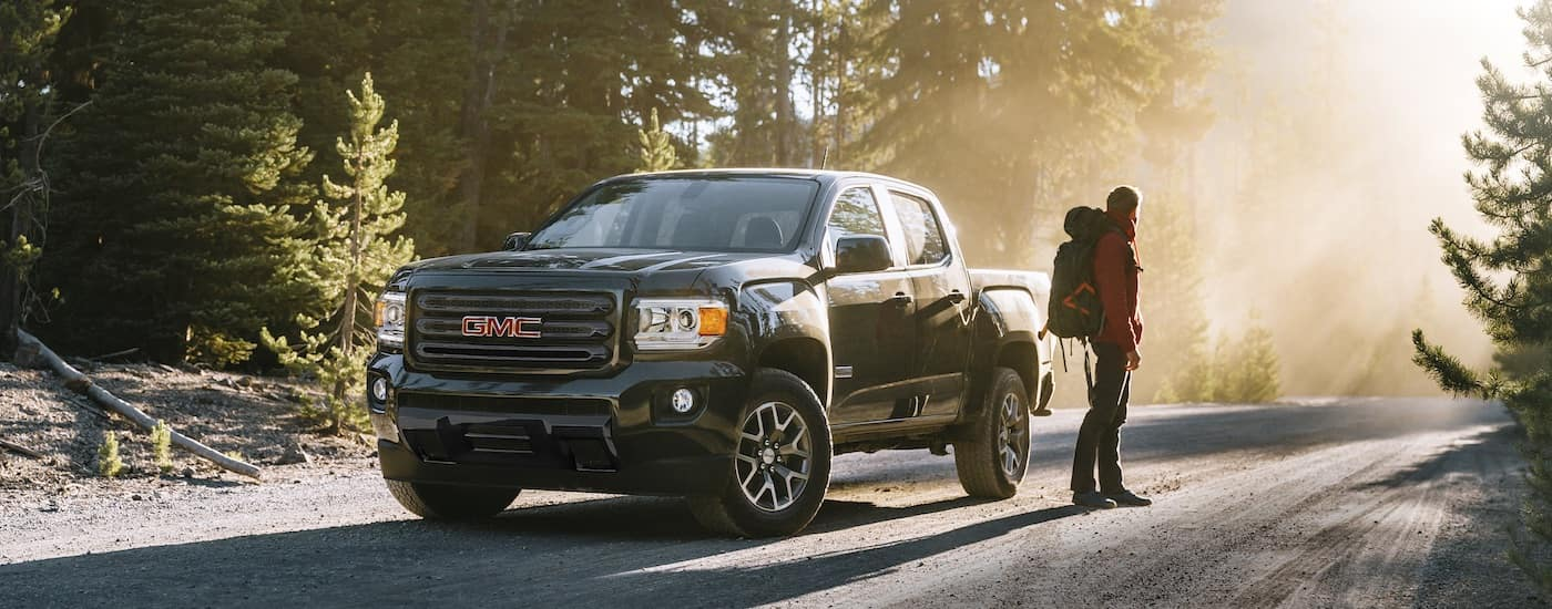 New GMC Canyon Performance