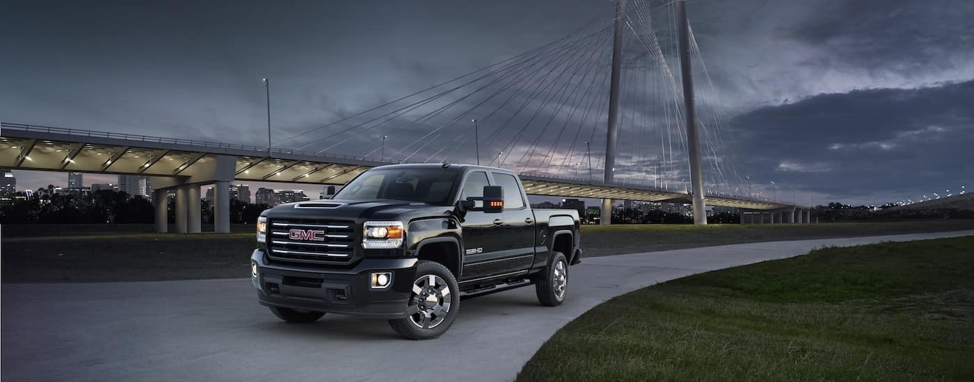 New GMC Sierra 2500HD Design