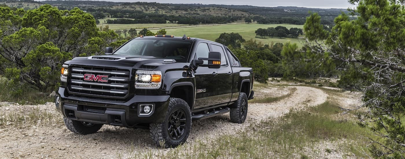 New GMC Sierra 2500HD Performance