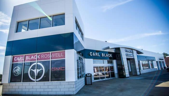 Collision Repair & Paint Services   Carl Black Buick GMC Roswell