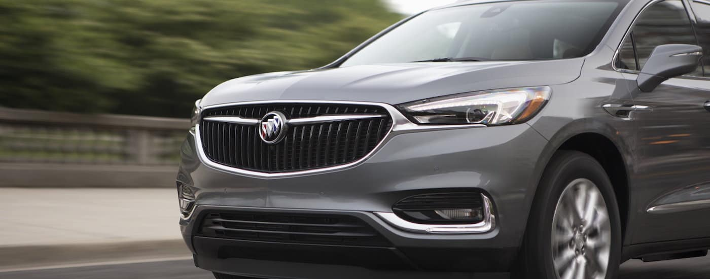 2019 Buick Enclave Intelligence Driving Technology