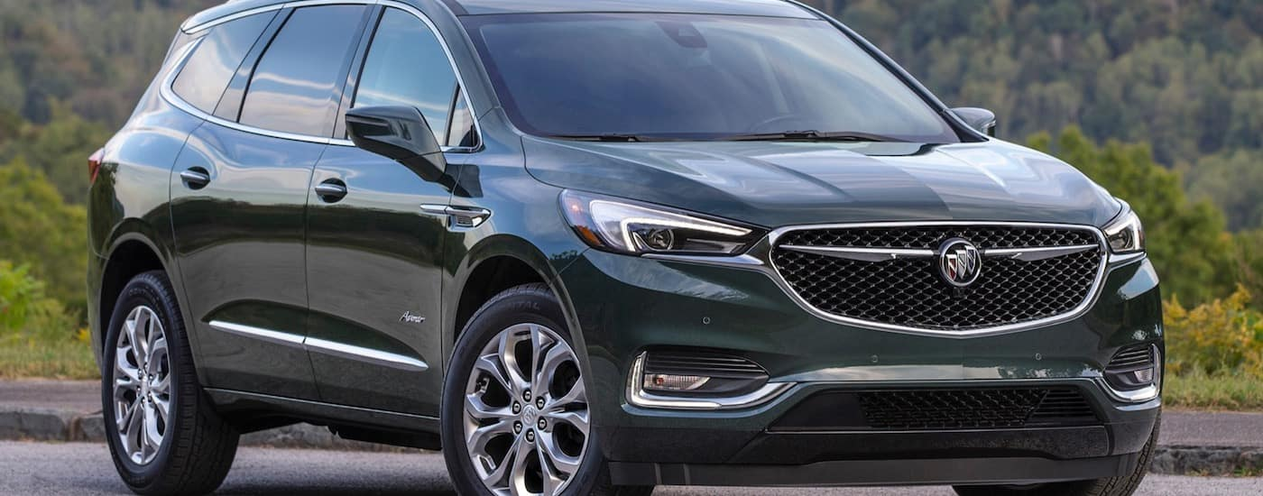 2019 Buick Enclave Driving in Style