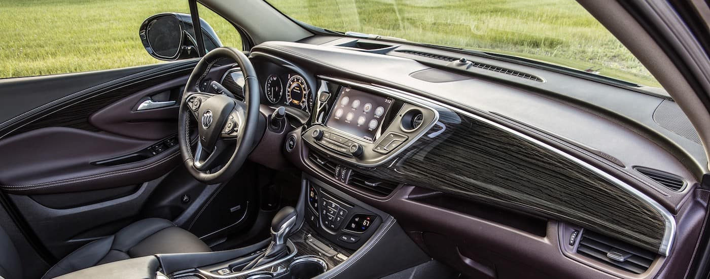 2019 Buick Envision Interior Safety