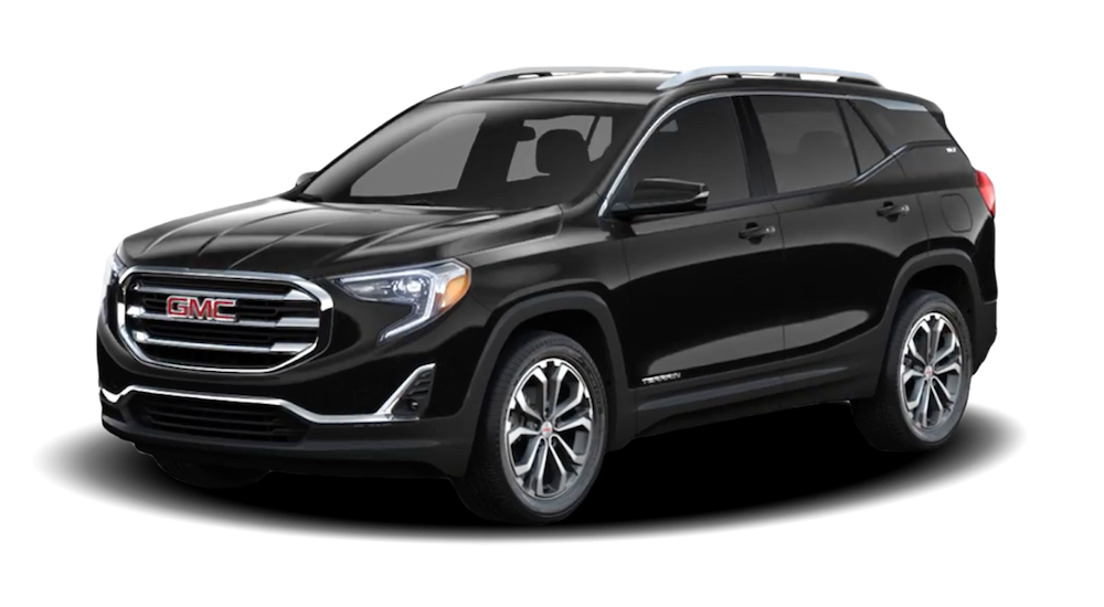 New Black 2019 GMC Terrain