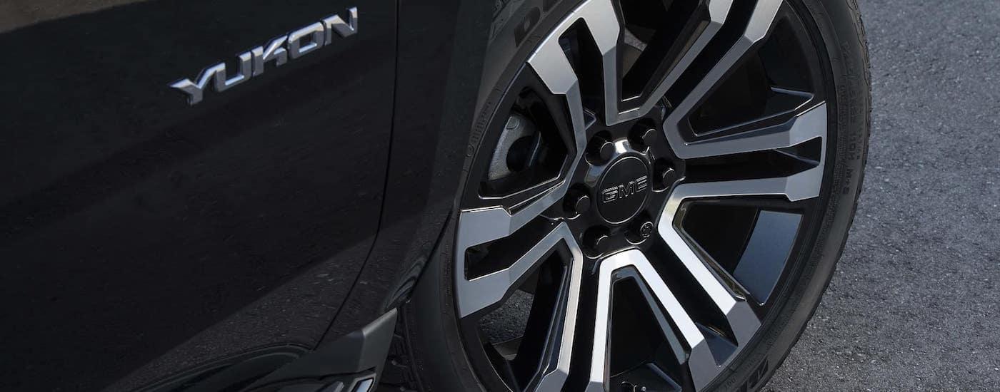 2019 GMC Yukon Utility Tire