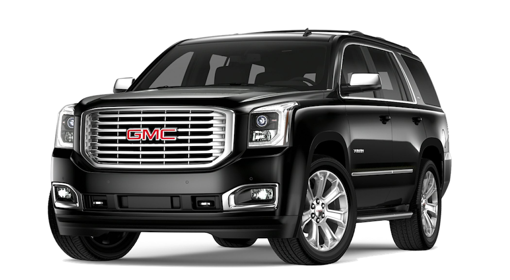 Black 2019 GMC Yukon XL