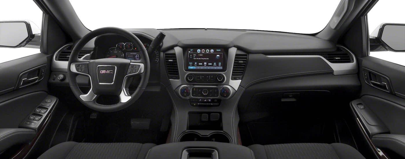 2019 GMC Yukon Interior Design