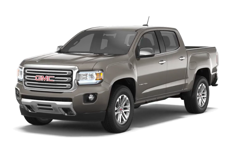 Gray 2019 GMC Canyon