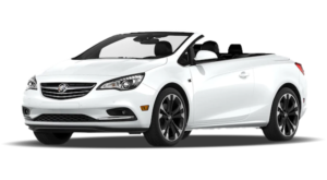 A white 2019 Buick Cascada from Carl Black Roswell