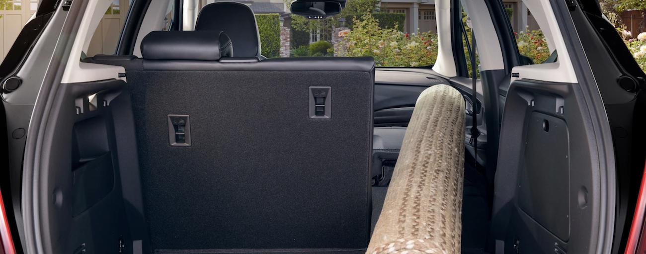 The versatile interior of the 2019 Buick Encore