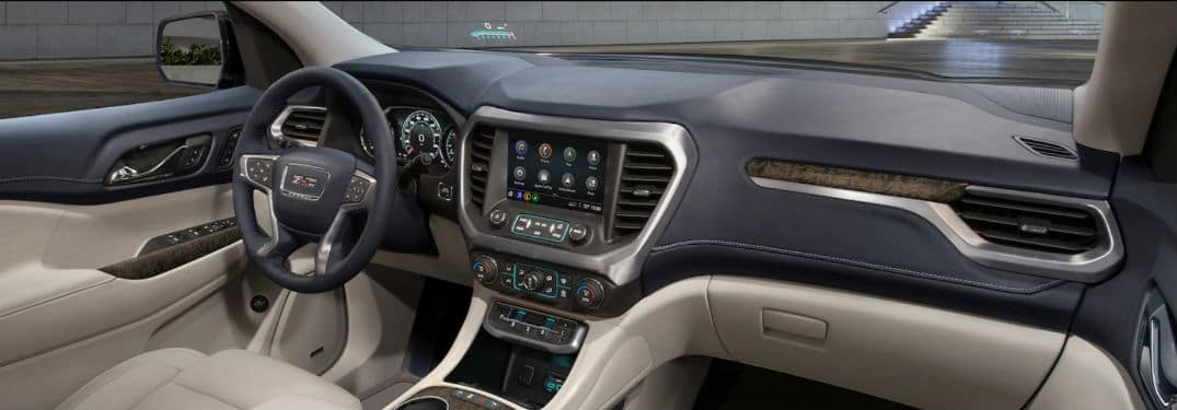 What Are The Updates And Upgrades In The 2020 Gmc Acadia
