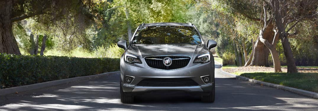 What Are The Color Options Of The 2020 Buick Envision