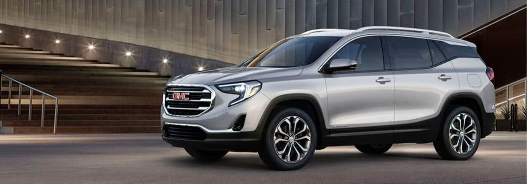 What are the colors of the 2020 GMC Terrain? | Carl Black ...