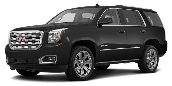 2020 GMC Yukon Carbon Black Metallic Color