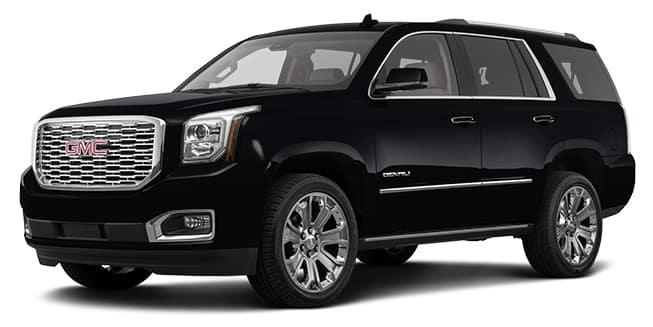 2020 GMC Yukon Onyx Black Color