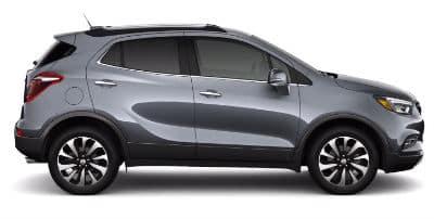 2020 Buick Encore exterior passenger side profile