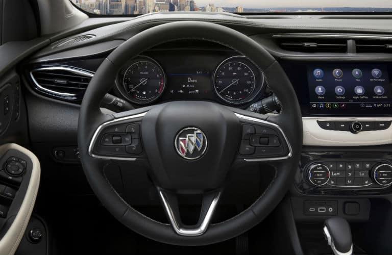 2020 Buick Encore GX Interior Cabin Dashboard