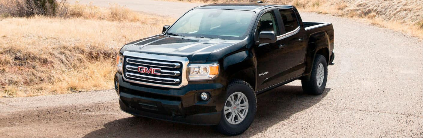 2020 GMC Canyon Exterior Driver Side Front Profile