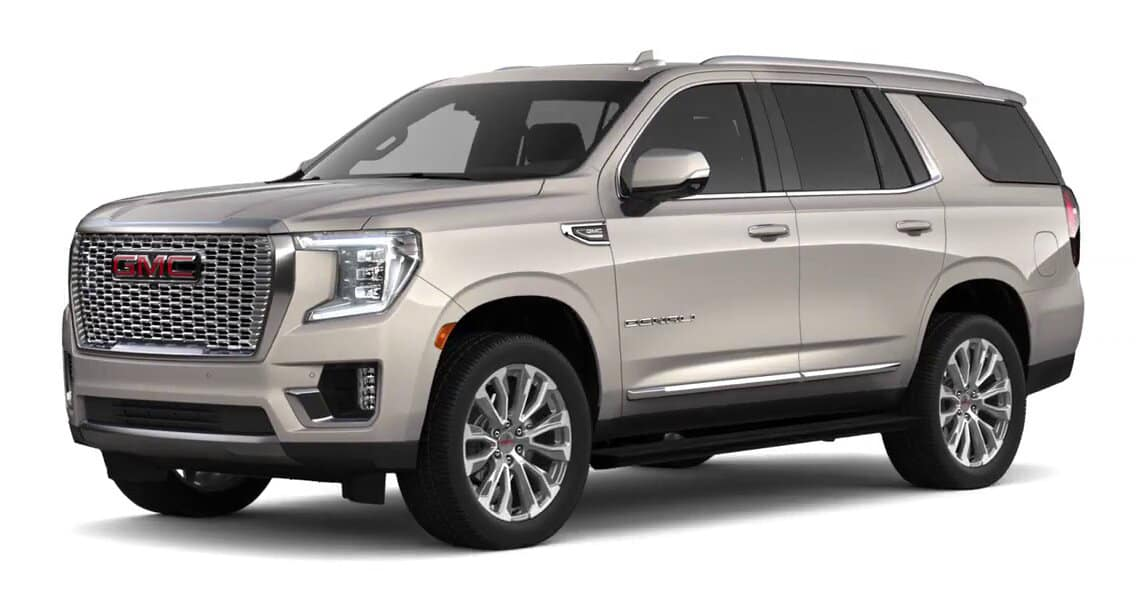 2021 GMC Yukon Empire Beige Metallic Color