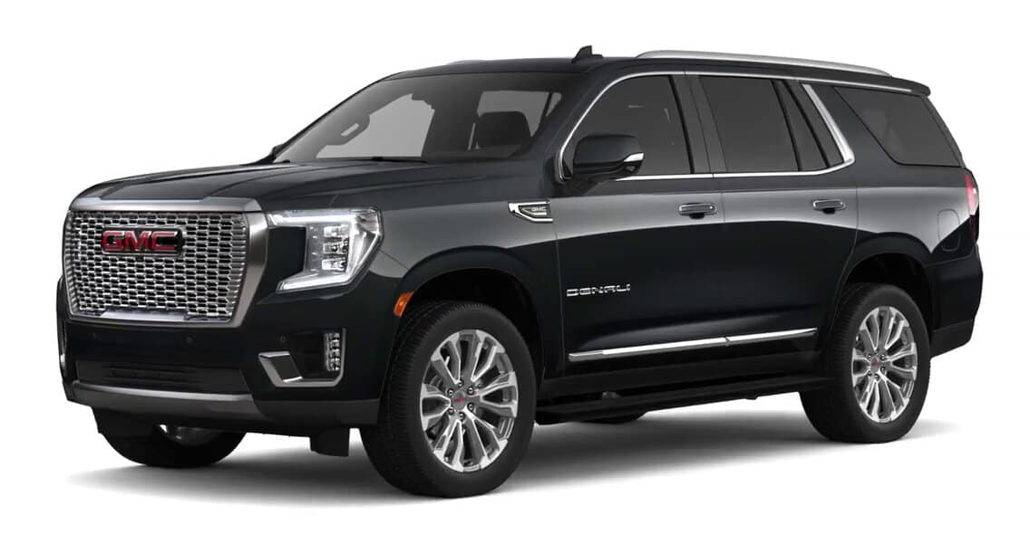 2021 GMC Yukon Hunter Metallic Color