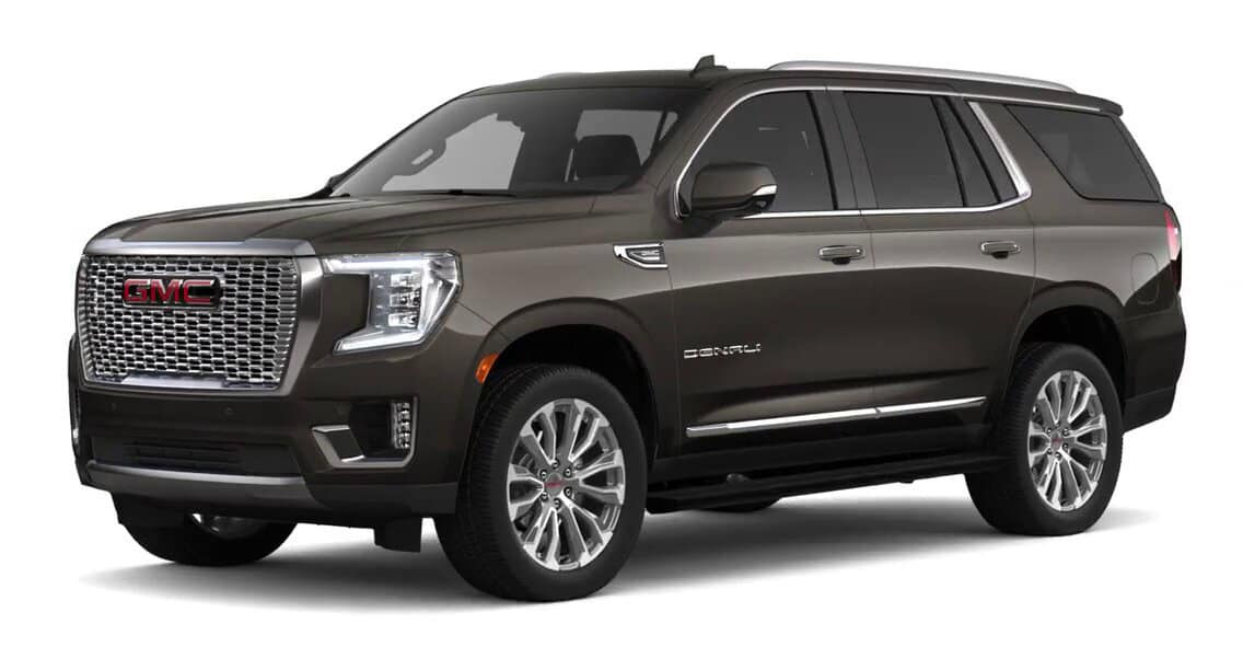 2021 GMC Yukon Smokey Quartz Metallic Color