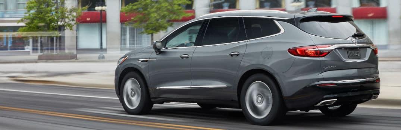 2020 Buick Enclave Exterior Driver Side Rear Profile
