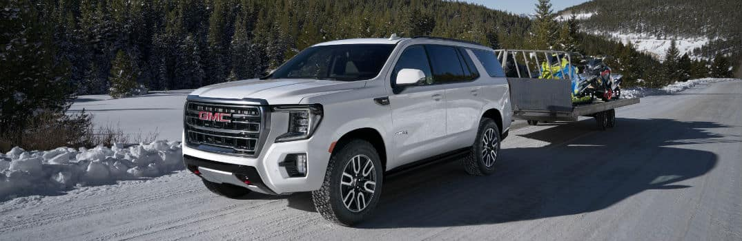 2021 Gmc Yukon At4 Specs Features Carl Black Buick Gmc Roswell