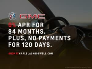 Buick GMC Lease Offer