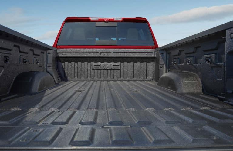 2020 GMC Sierra 2500HD Truck Bed