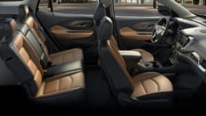 2020 GMC Terrain Interior Cabin Seating