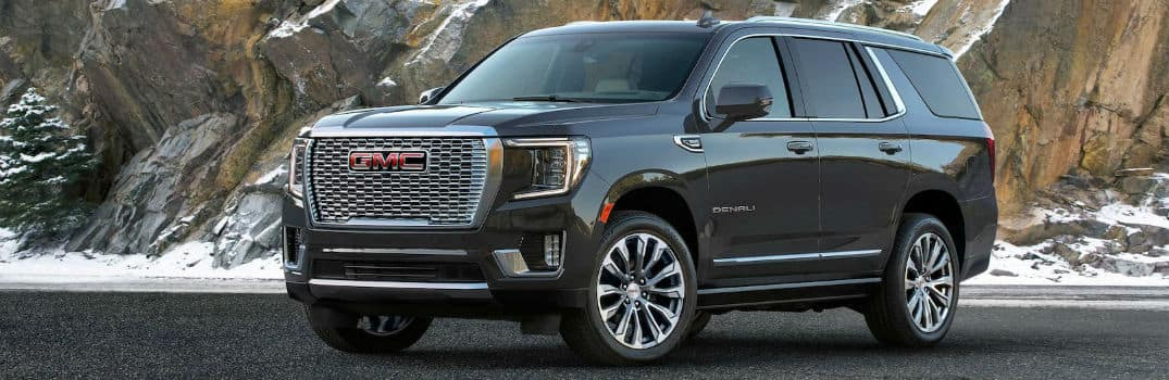 what packages will be available in the 2021 gmc yukon denali