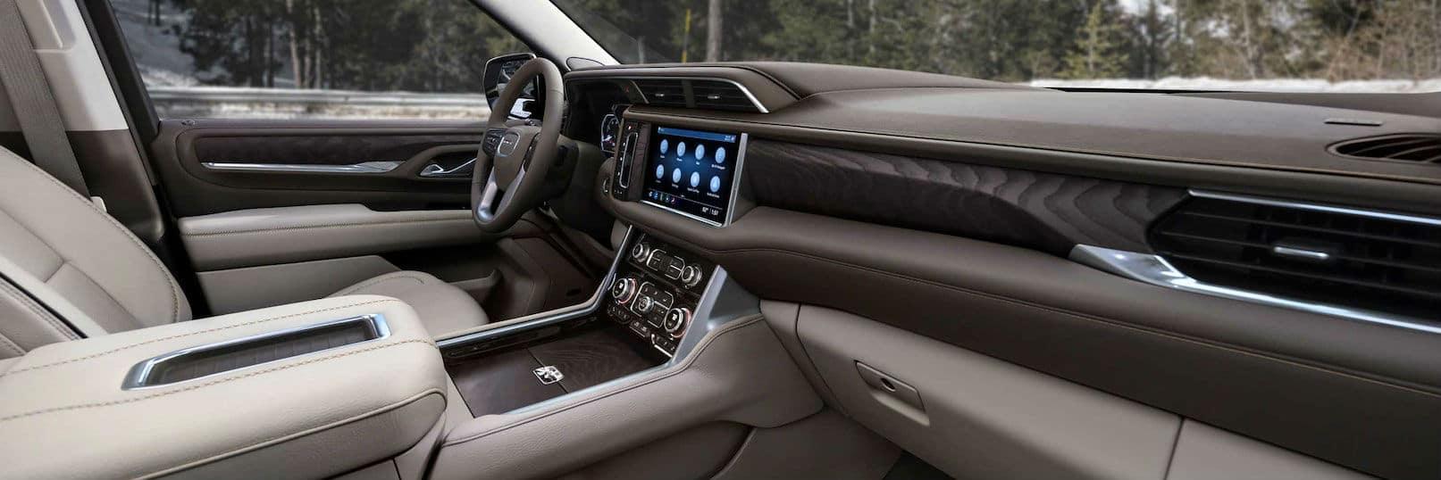 2021 GMC Yukon Denali Interior Cabin Dashboard