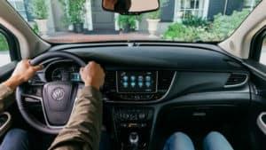2020 Buick Encore Interior Cabin Dashboard